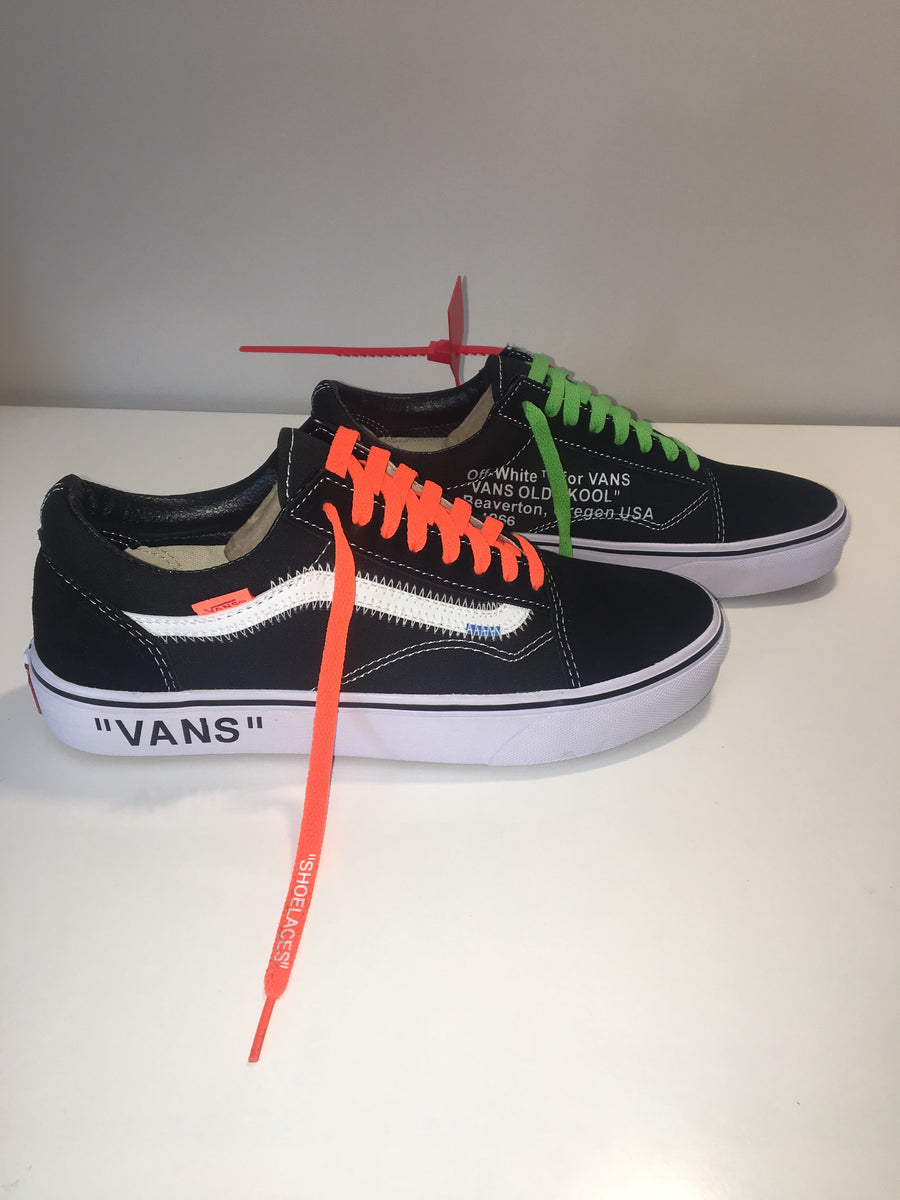 e8e2721c5c Vans Old Skool X Off White