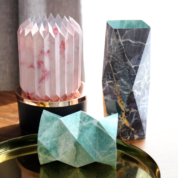 Marble Origami Vase Making Kit
