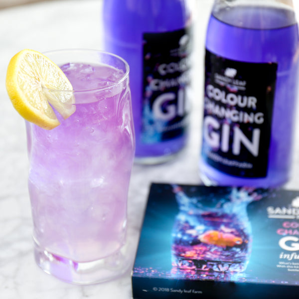 Colour Changing Gin Infusing Kit