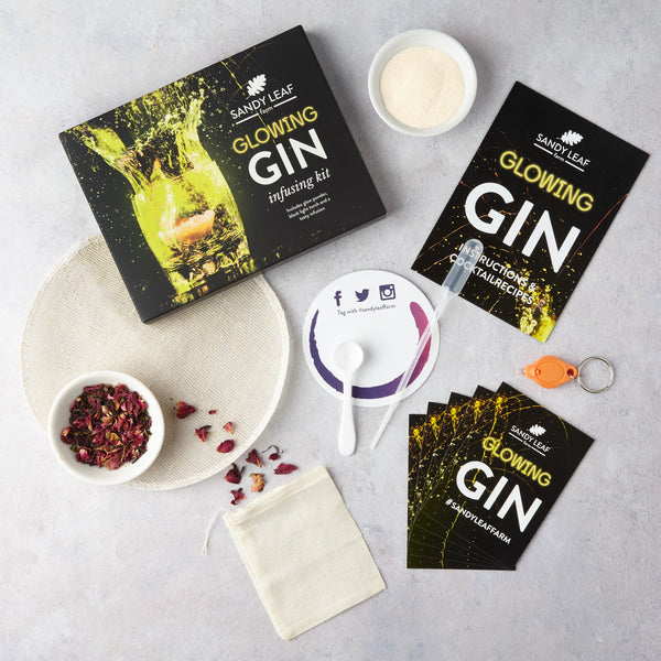 Glowing Gin Infusing Kit