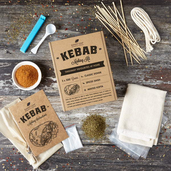 Kebab Making Kit