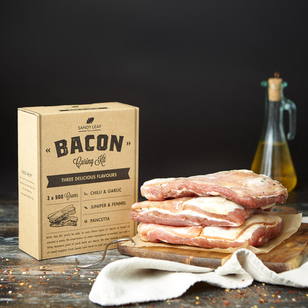 Bacon Curing Kit