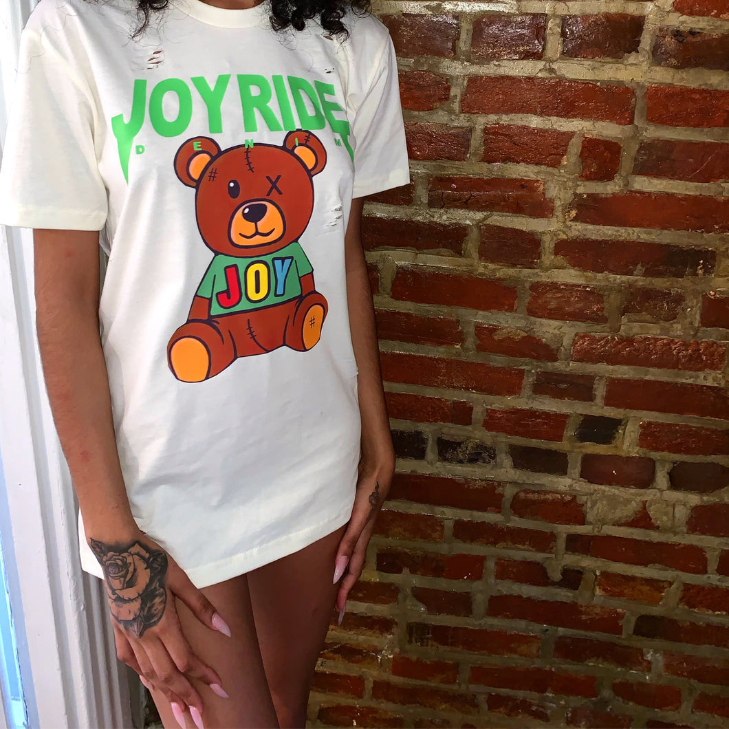 """JOY BEAR"" unisex t shirt"