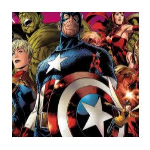 Superheroes (Marvel, DC and more) Gift Ideas
