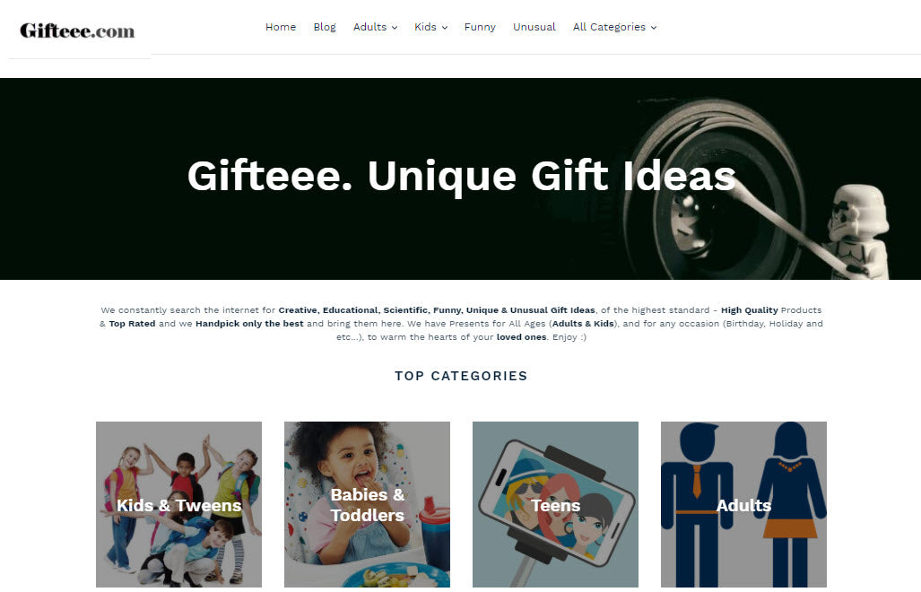 Gifteee Blog - The Best Gift Guides and Product Reviews for