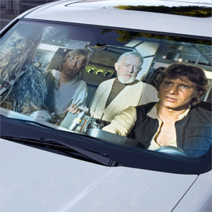 Star Wars Car Sunshade - Gifteee. Find cool & unique gifts for men, women and kids