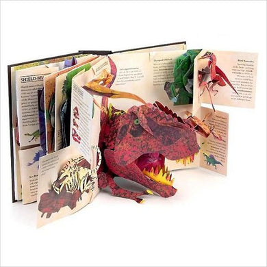 Dinosaurs The Pop Up Book - Gifteee - Unique Gift Ideas for Adults & Kids of all ages. The Best Birthday Gifts & Christmas Gifts.