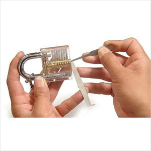 Lock Picking Training Locks-lock pick - www.Gifteee.com - Cool Gifts \ Unique Gifts - The Best Gifts for Men, Women and Kids of All Ages