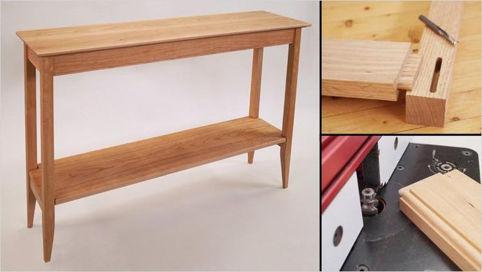 Woodworking: Fundamentals of Furniture Making (Online Course) - Find unique online courses to pass the time while in self isolation staying at home, learn a new craft, find a new hobby at Gifteee Cool gifts, Unique Online Courses a great gift idea