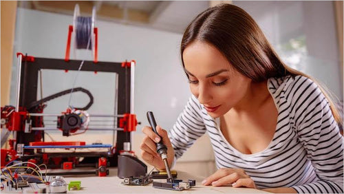 The Guide to Prototyping: Engineering Manufacturing (Online Course) - Find unique online courses to pass the time while in self isolation staying at home, learn a new craft, find a new hobby at Gifteee Cool gifts, Unique Online Courses a great gift idea