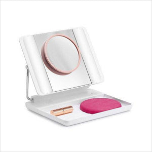 Bright Daylight LED Makeup Mirror-makeup mirror - www.Gifteee.com - Cool Gifts \ Unique Gifts - The Best Gifts for Men, Women and Kids of All Ages
