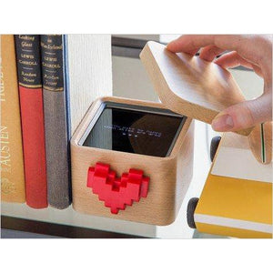 Spinning Heart Messenger-messanger - www.Gifteee.com - Cool Gifts \ Unique Gifts - The Best Gifts for Men, Women and Kids of All Ages