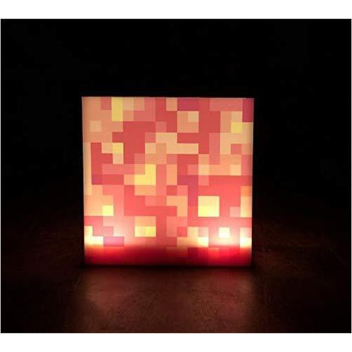Minecraft Lava Lamp Mood Light-Toy - www.Gifteee.com - Cool Gifts \ Unique Gifts - The Best Gifts for Men, Women and Kids of All Ages