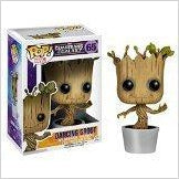Dancing Groot Bobble Action Figure-Toy - www.Gifteee.com - Cool Gifts \ Unique Gifts - The Best Gifts for Men, Women and Kids of All Ages