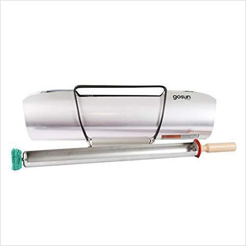 Portable Solar Cooker-Sports - www.Gifteee.com - Cool Gifts \ Unique Gifts - The Best Gifts for Men, Women and Kids of All Ages