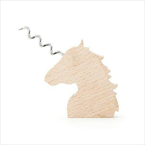 Unicorn Corkscrew-Kitchen - www.Gifteee.com - Cool Gifts \ Unique Gifts - The Best Gifts for Men, Women and Kids of All Ages