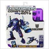 Transformers Construct-Bots Elite Class Shockwave - Gifteee. Find cool & unique gifts for men, women and kids