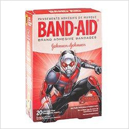 Avengers Assemble Bandages-Health and Beauty - www.Gifteee.com - Cool Gifts \ Unique Gifts - The Best Gifts for Men, Women and Kids of All Ages