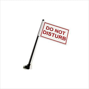 Do Not Disturb Desk Flag-Office Product - www.Gifteee.com - Cool Gifts \ Unique Gifts - The Best Gifts for Men, Women and Kids of All Ages