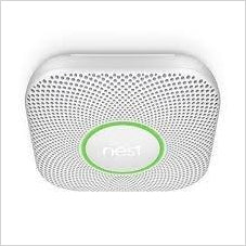 Nest Protect Smoke and Carbon Monoxide Alarm-Home Improvement - www.Gifteee.com - Cool Gifts \ Unique Gifts - The Best Gifts for Men, Women and Kids of All Ages