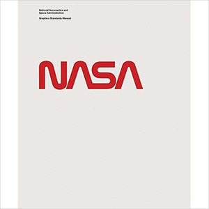 National Aeronautics and Space Administration Graphics Standards Manual - Gifteee - Unique Gift Ideas for Adults & Kids of all ages. The Best Birthday Gifts & Christmas Gifts.