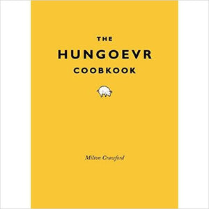 The Hungover Cookbook-Book - www.Gifteee.com - Cool Gifts \ Unique Gifts - The Best Gifts for Men, Women and Kids of All Ages