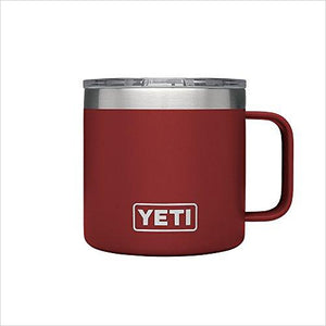 YETI Rambler Stainless Steel Vacuum Insulated Mug-Sports - www.Gifteee.com - Cool Gifts \ Unique Gifts - The Best Gifts for Men, Women and Kids of All Ages