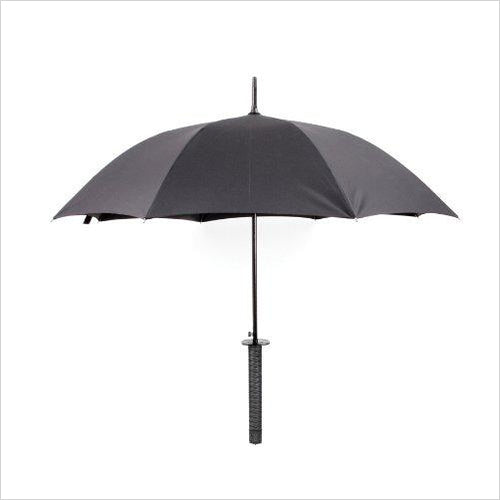 Samurai Umbrella-Home - www.Gifteee.com - Cool Gifts \ Unique Gifts - The Best Gifts for Men, Women and Kids of All Ages