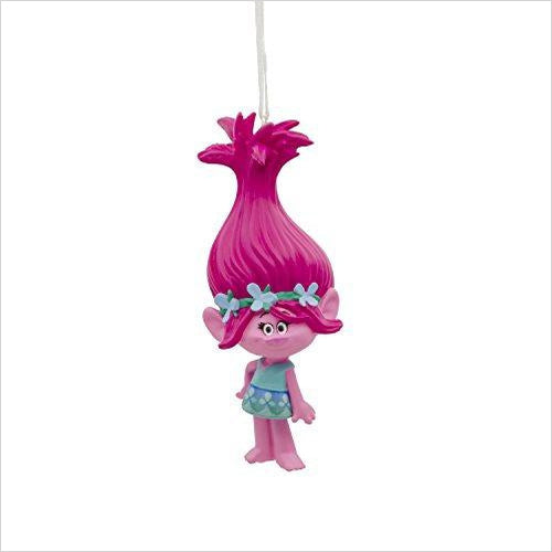 DreamWorks Trolls Poppy Christmas Ornament-Home - www.Gifteee.com - Cool Gifts \ Unique Gifts - The Best Gifts for Men, Women and Kids of All Ages