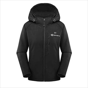 Control Heated Jacket-Apparel - www.Gifteee.com - Cool Gifts \ Unique Gifts - The Best Gifts for Men, Women and Kids of All Ages