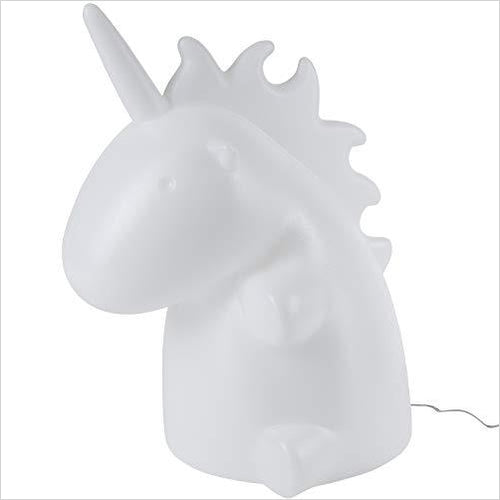 Giant Unicorn Lamp-Home - www.Gifteee.com - Cool Gifts \ Unique Gifts - The Best Gifts for Men, Women and Kids of All Ages