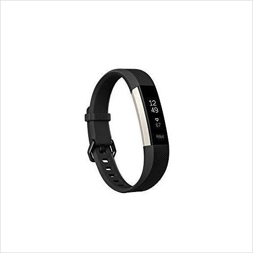 Fitbit Alta HR - Find the newest innovations, cool gadgets to use at home, at the office or when traveling. amazing tech gadgets and cool geek gadgets at Gifteee Cool gifts, Unique Tech Gadgets and innovations