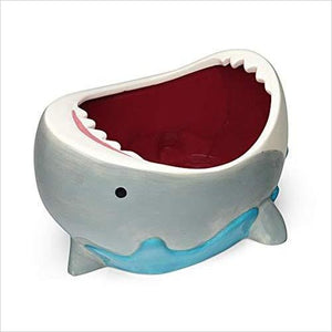Shark Attack Bowl-Kitchen - www.Gifteee.com - Cool Gifts \ Unique Gifts - The Best Gifts for Men, Women and Kids of All Ages