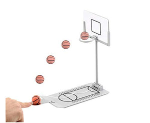 Mini Desk Basketball - Find unique decor gifts for the office and workplace, get cool gadgets for your office desk and cubicle at Gifteee Cool gifts, Unique decor Gifts for the office and workplace