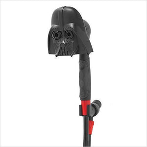 STAR WARS Darth Vader Handheld Shower Head-Home Improvement - www.Gifteee.com - Cool Gifts \ Unique Gifts - The Best Gifts for Men, Women and Kids of All Ages