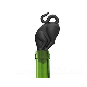 Cat Butt Wine Bottle Stopper - Find unique gifts for pet lovers, amazing products for your cat, great gadgets for your dog and any other pet at Gifteee Cool gifts, Unique Gifts for pets and pet lovers