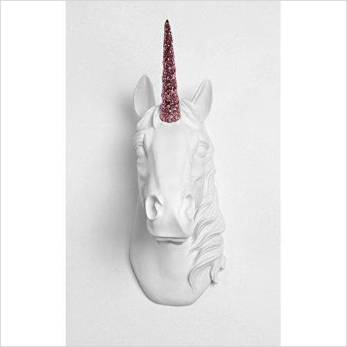 Unicorn Head Wall Mount - Gifteee. Find cool & unique gifts for men, women and kids