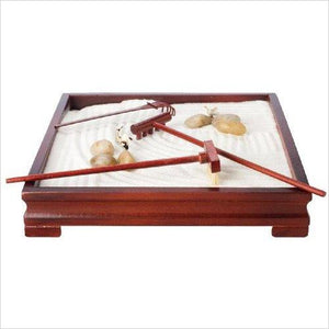 Toysmith Deluxe Zen Garden-Toy - www.Gifteee.com - Cool Gifts \ Unique Gifts - The Best Gifts for Men, Women and Kids of All Ages
