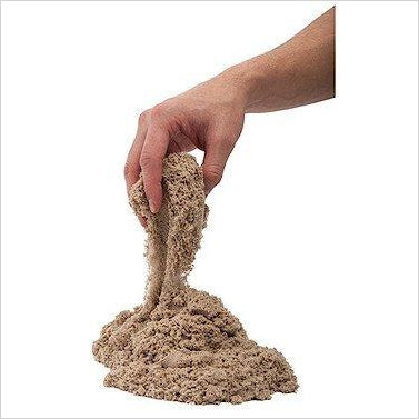Kinetic Sand-Toy - www.Gifteee.com - Cool Gifts \ Unique Gifts - The Best Gifts for Men, Women and Kids of All Ages