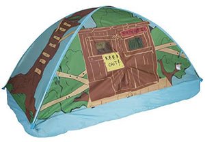Tree House Bed Tent - Gifteee. Find cool & unique gifts for men, women and kids