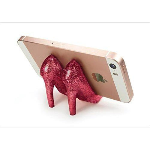 High Heel Shoe Phone Stand-Home - www.Gifteee.com - Cool Gifts \ Unique Gifts - The Best Gifts for Men, Women and Kids of All Ages