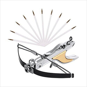 Mini Pocket Crossbow with Arrowes - Gifteee - Unique Gift Ideas for Adults & Kids of all ages. The Best Birthday Gifts & Christmas Gifts.