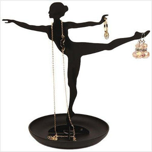 Ballerina Jewelry Stand-Home - www.Gifteee.com - Cool Gifts \ Unique Gifts - The Best Gifts for Men, Women and Kids of All Ages