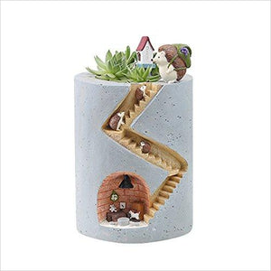 Creative Plants Flower Pots - Gifteee. Find cool & unique gifts for men, women and kids