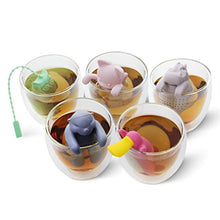 Load image into Gallery viewer, Tea Infuser Set for Loose Tea