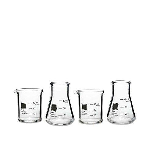 Laboratory Shot Glasses - Find unique gift ideas for foodies, for those who love to cook, love to eat, wine lovers, bar accessories and that enjoy unique kitchen gifts and accessories at Gifteee Unique Gifts, Cool gifts for men and women