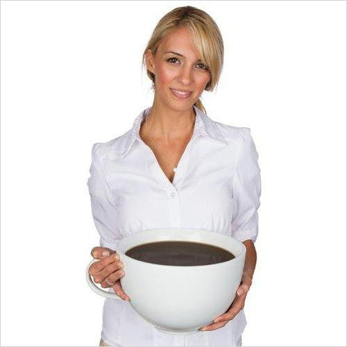 Gigantic Coffee Mug-Kitchen - www.Gifteee.com - Cool Gifts \ Unique Gifts - The Best Gifts for Men, Women and Kids of All Ages