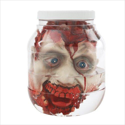 Laboratory Head in a Jar Prop - Gifteee. Find cool & unique gifts for men, women and kids