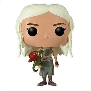Funko POP Game of Thrones: Daenerys Targaryen Vinyl Figure-Toy - www.Gifteee.com - Cool Gifts \ Unique Gifts - The Best Gifts for Men, Women and Kids of All Ages
