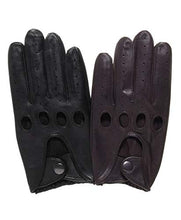 Load image into Gallery viewer, Men's Leather Driving Gloves